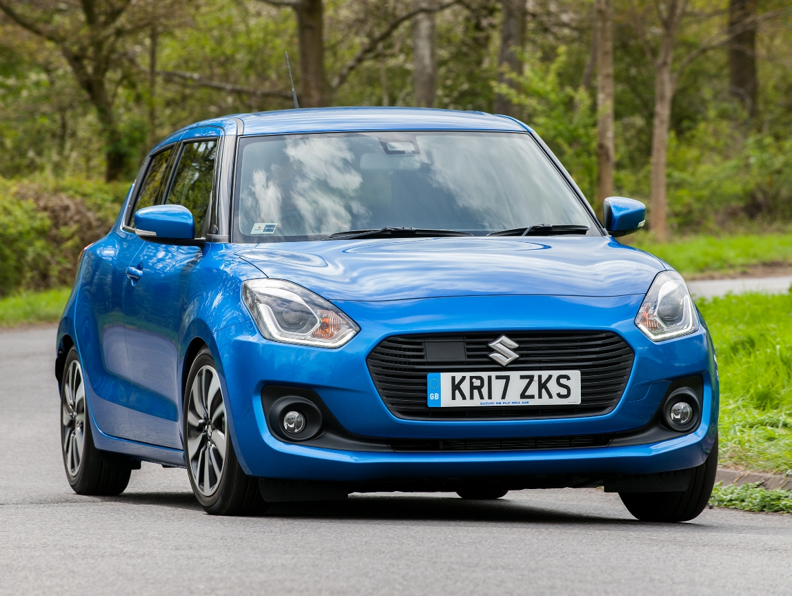 Latest Suzuki Swift Road Test Wheels Alive