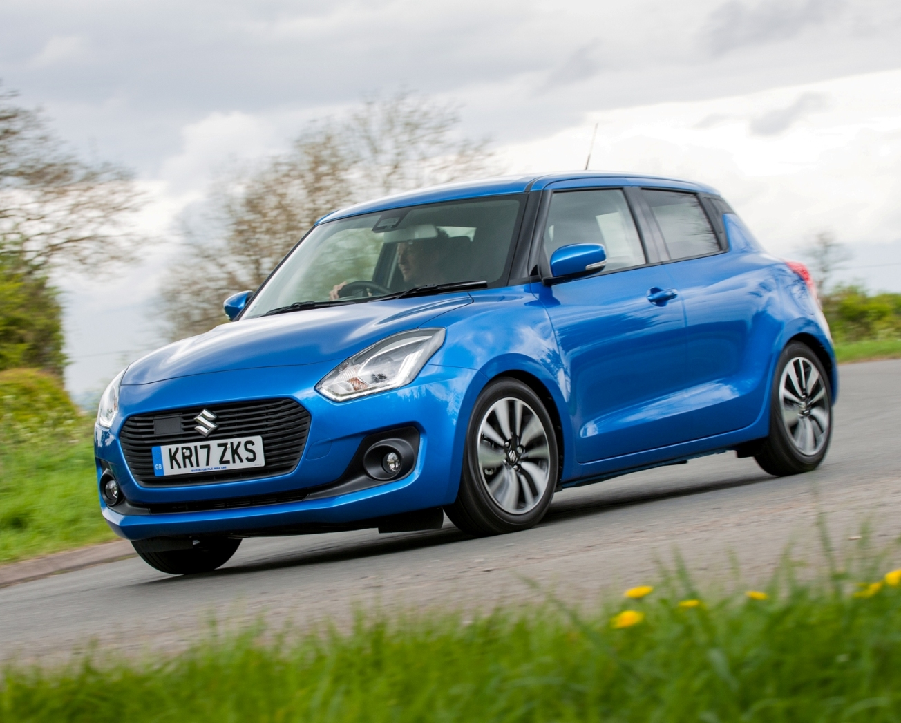 Latest Suzuki Swift Road Test Wheels Alive 2000 Transmission Sd Sensor Third Generation Now On Sale In The Uk