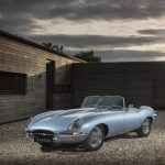 Classic News – E-type Zero – Electrically powered Jaguar E Type!