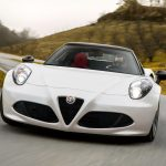 Alfa Romeo 4C Spider – Road Test