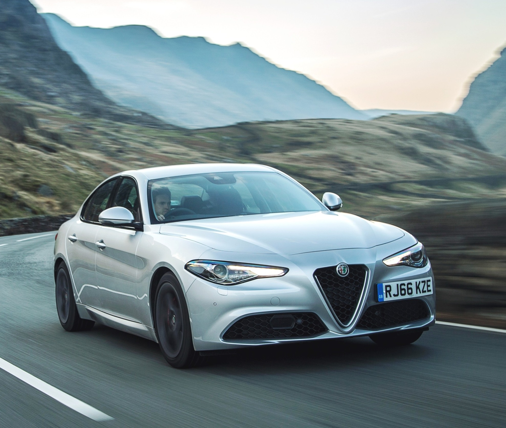 Alfa Romeo Giulia, Latest Rear Wheel Drive Model