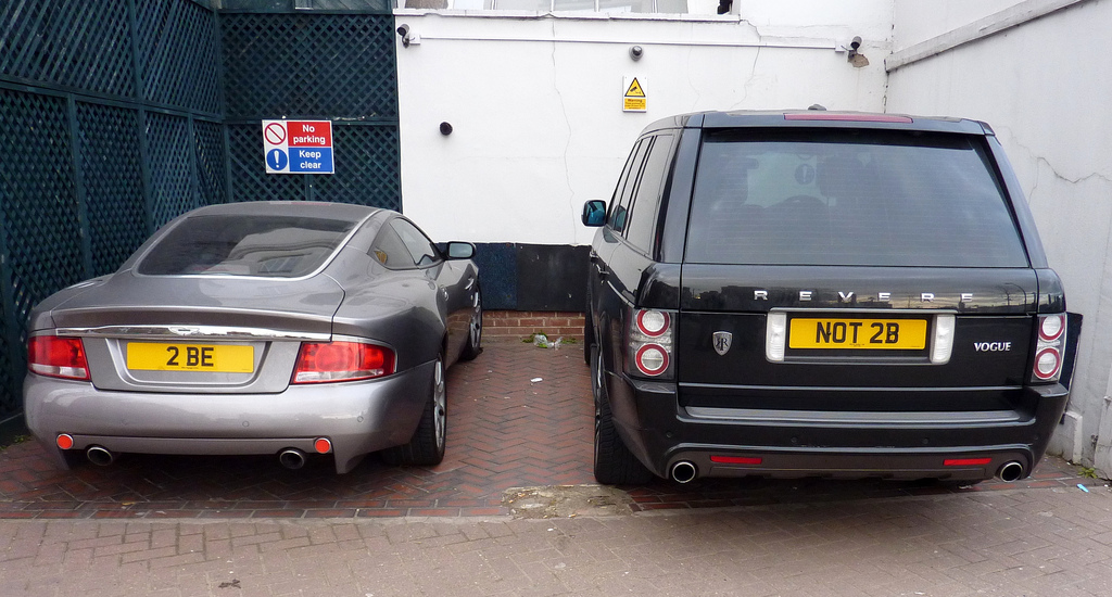 Undercover Cop Cars License Plates Uk