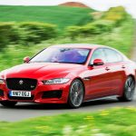 Jaguar XE Sports saloon – with new Ingenium engine – Road Test