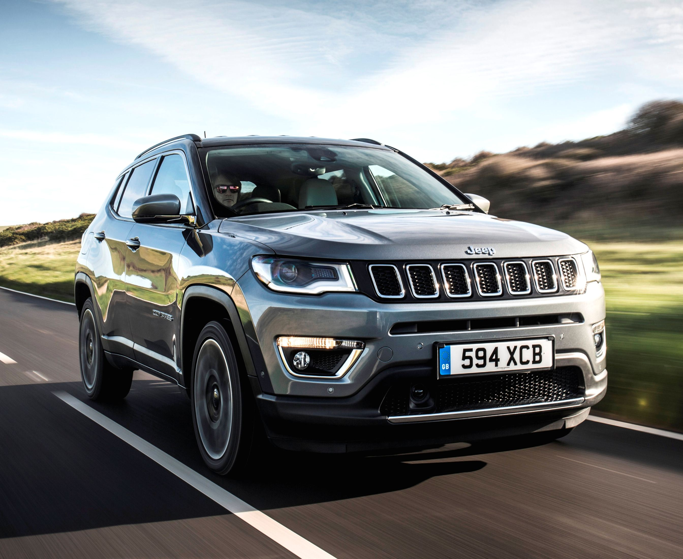 Heading in the Right Direction – the new Jeep Compass.