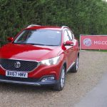 New MG ZS SUV – First Impressions