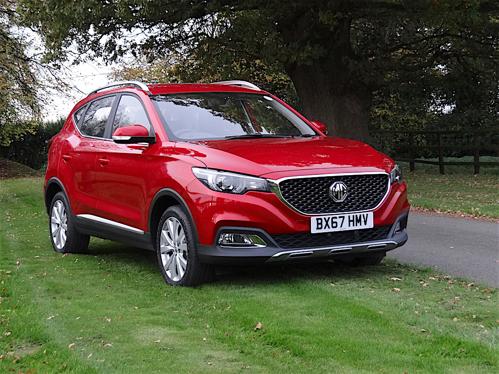 New Mg Zs Suv First Impressions Wheels Alive