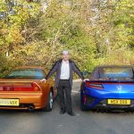 Honda NSX 'old and new' plus Civics 'classic and modern' – Kim's Impressions