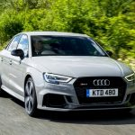 Latest Audi RS 3 saloon – Road Test