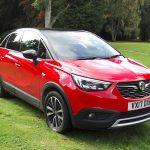 Vauxhall Crossland X – First impressions