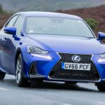 Lexus IS300h Advance – Road Test