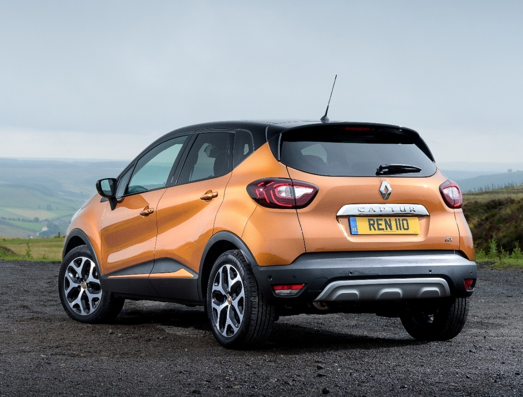 updated renault captur road test wheels alive. Black Bedroom Furniture Sets. Home Design Ideas