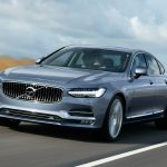 Latest Volvo S90 D5 AWD executive saloon – Road Test