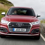 Audi SQ5 Turbocharged TSFI – Road Test