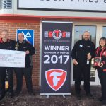 Firestone and Eden Tyres & Servicing reward hard-working technicians…