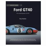 Book Review – Ford GT 40 – The Autobiography of 1075