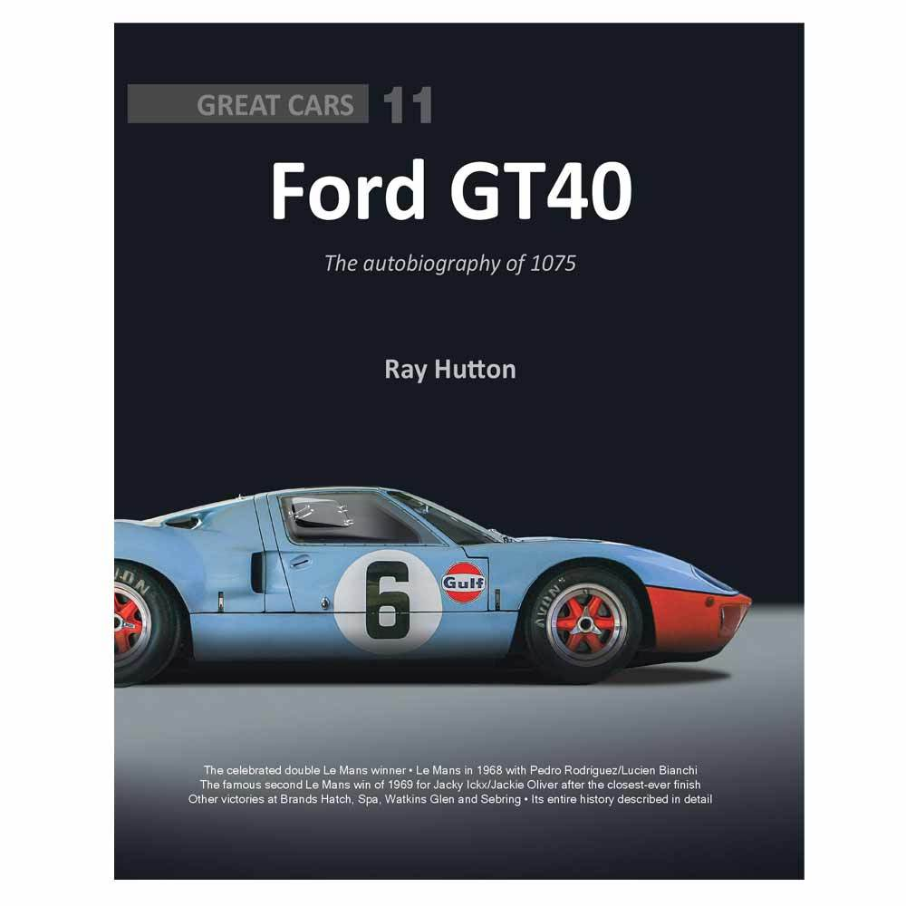 Kieron Fennelly Reviews A Comprehensive And Fascinating New Book About Fords Gt And In Particular The History Of The Famous No