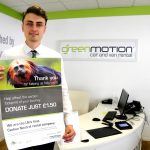 UK car hire company battles Amazon Rainforest deforestation – and its CEO wins an outstanding achievement award…