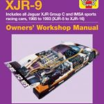 Book Review – Jaguar XJR-9: Owner's Workshop Manual