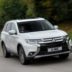 Mitsubishi Outlander Diesel seven seater SUV – Road Test