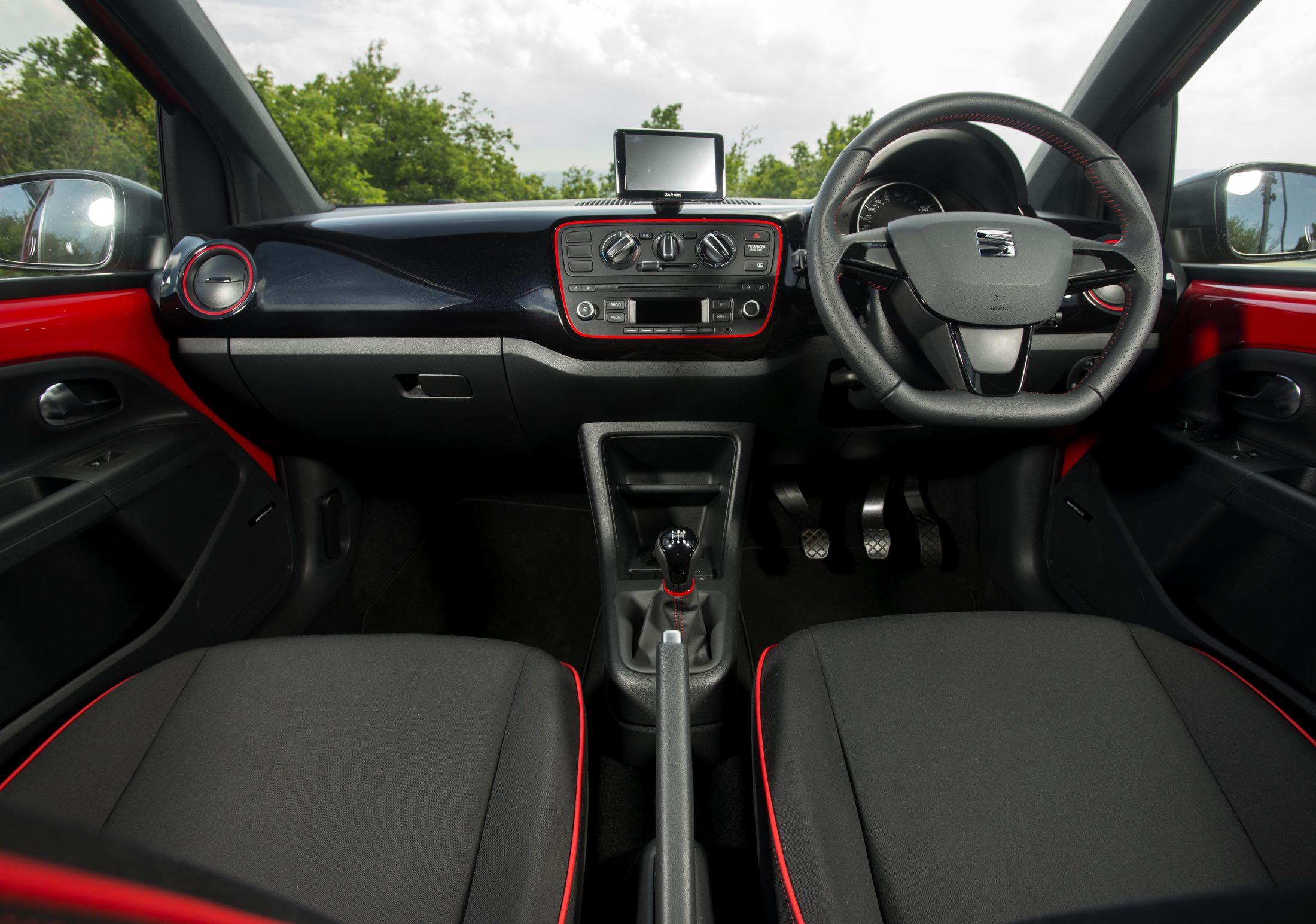 seat mii fr line city car road test wheels alive. Black Bedroom Furniture Sets. Home Design Ideas