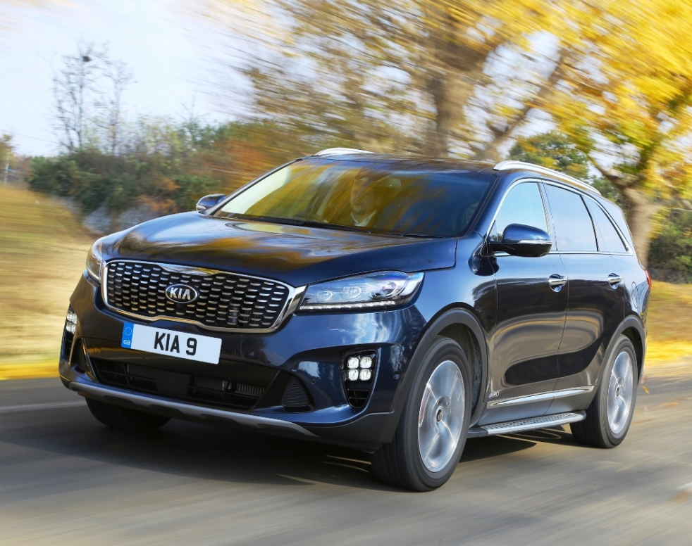 latest kia sorento seven seater suv first impressions wheels alive. Black Bedroom Furniture Sets. Home Design Ideas