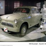 The first Suzuki car – the Suzulight… 'Let's do it!'