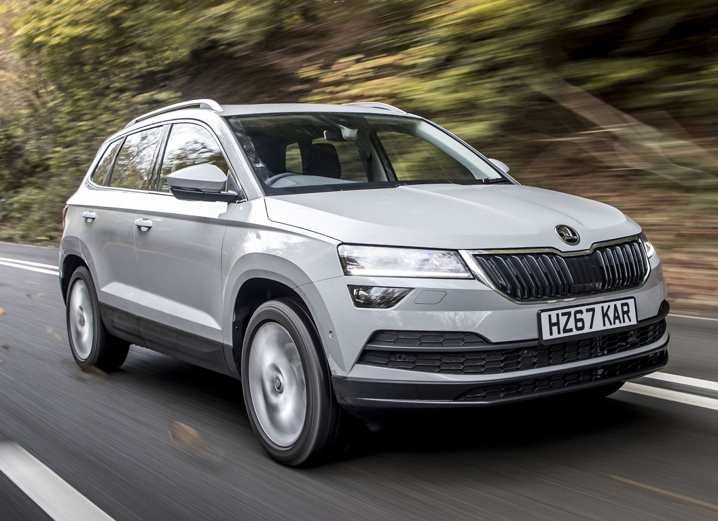 skoda karoq suv road test wheels alive. Black Bedroom Furniture Sets. Home Design Ideas