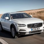 Latest Volvo V90 T6 AWD Cross Country Pro Estate – Road Test