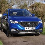 MG ZS – Road Test