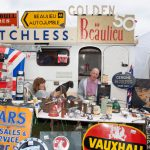 Beaulieu's 50th International Autojumble – second top tourism award!