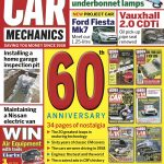 60 Not Out!! 'Car Mechanics' magazine still helps motorists get the best from their vehicles… Special celebratory issue out on 15th March.