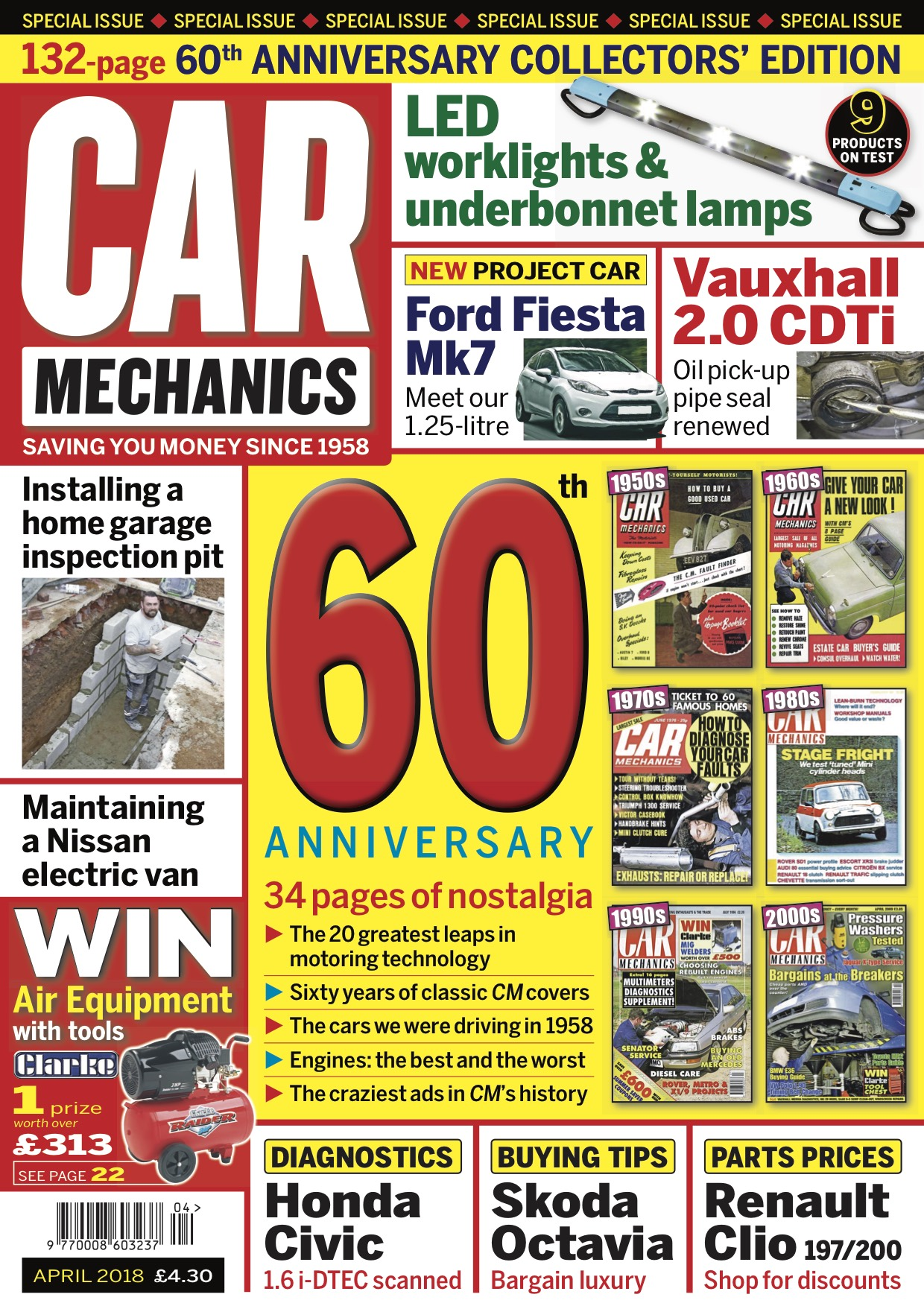 171bf943cf Kim Henson reports on one of the longest-running motoring magazines – going  strong after 60 years