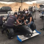 Motorsport Vehicle to Vehicle Technology Aims to Improve Racetrack Safety