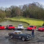 Queen's Award for classic and performance car specialist Tom Hartley Jnr.