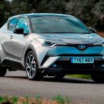 Latest Toyota C-HR 1.8 Hybrid – Road Test
