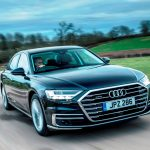 Audi A8 – Road Test