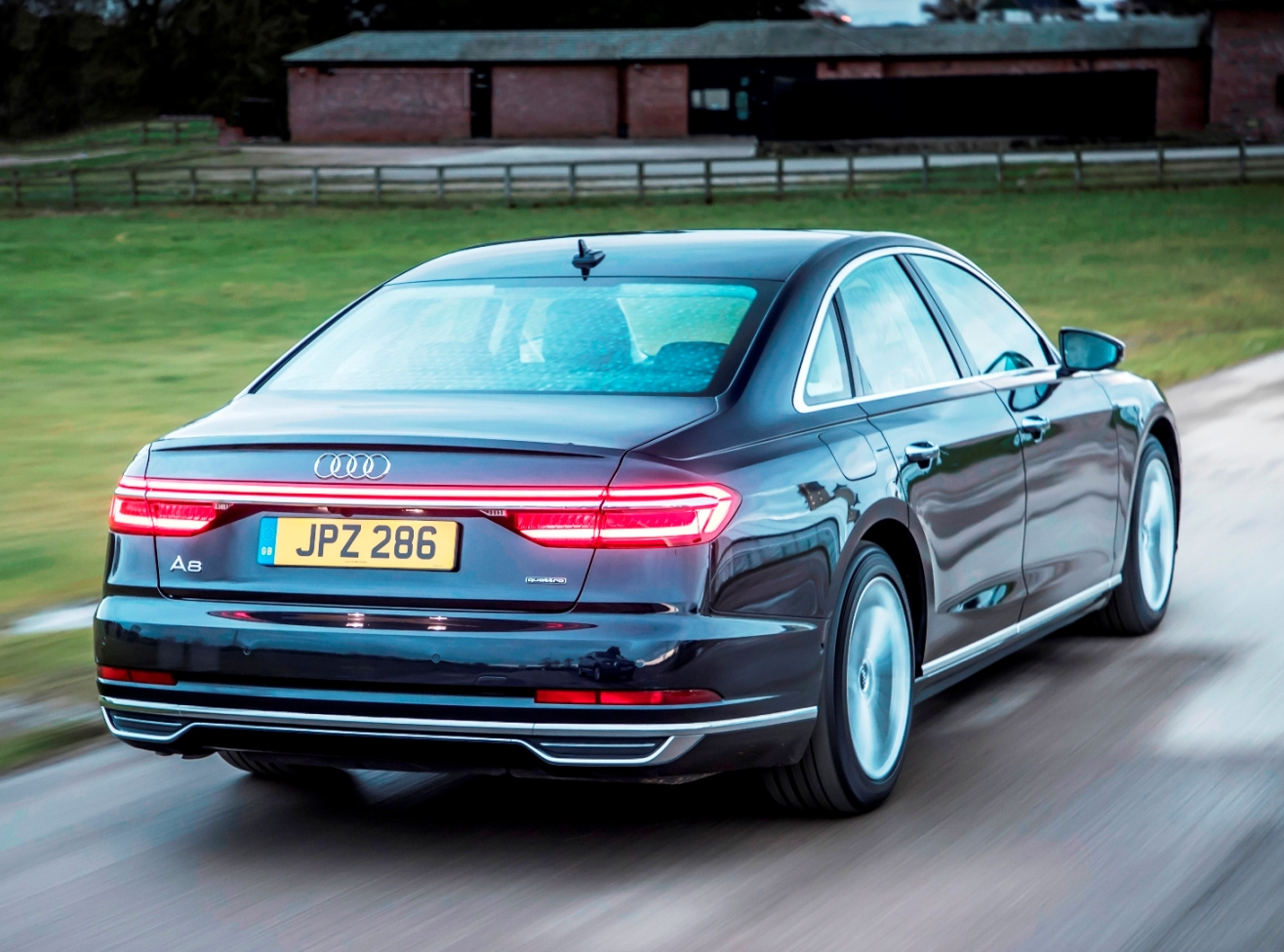 Audi A8 Road Test Wheels Alive