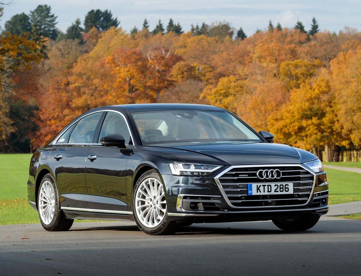 Audi A8 Road Test Wheels Alive