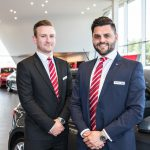 Poole Audi spreads the Motability word…
