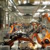 Seat's 'dancing' robots…