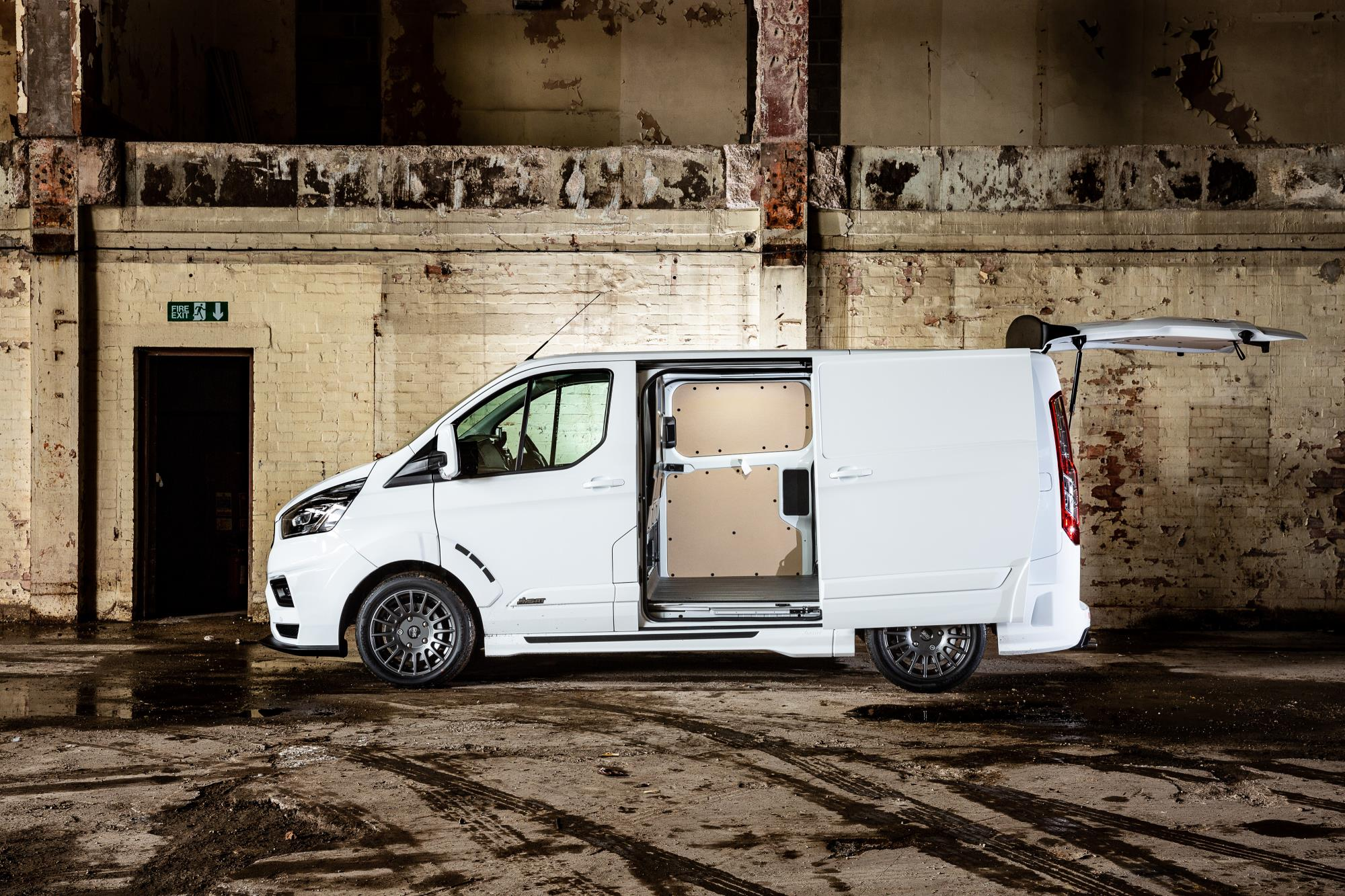 MS-RT Ford Transit Custom – First Impressions – Wheels Alive
