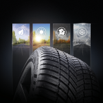 New Bridgestone all-season touring tyre