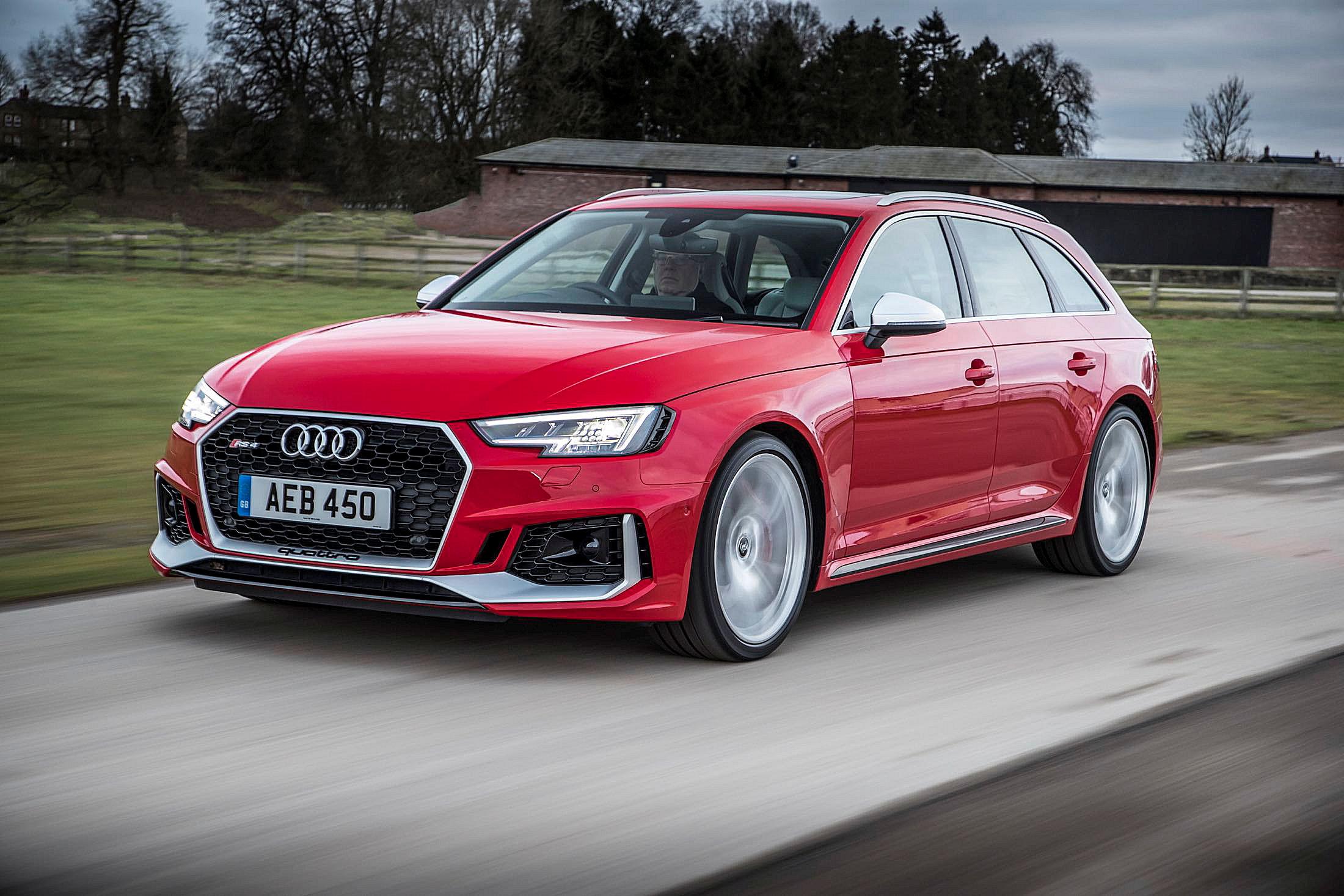 Audi Rs4 Avant Road Test Wheels Alive