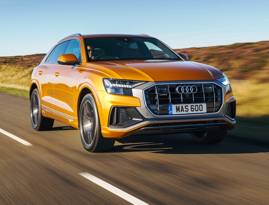 Audi Q First Impressions Wheels Alive - Tom williams audi