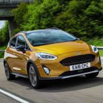 The taller and wider Ford Fiesta Active – Road Test