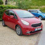 Kia multi-model Driving Day – Brief Impressions