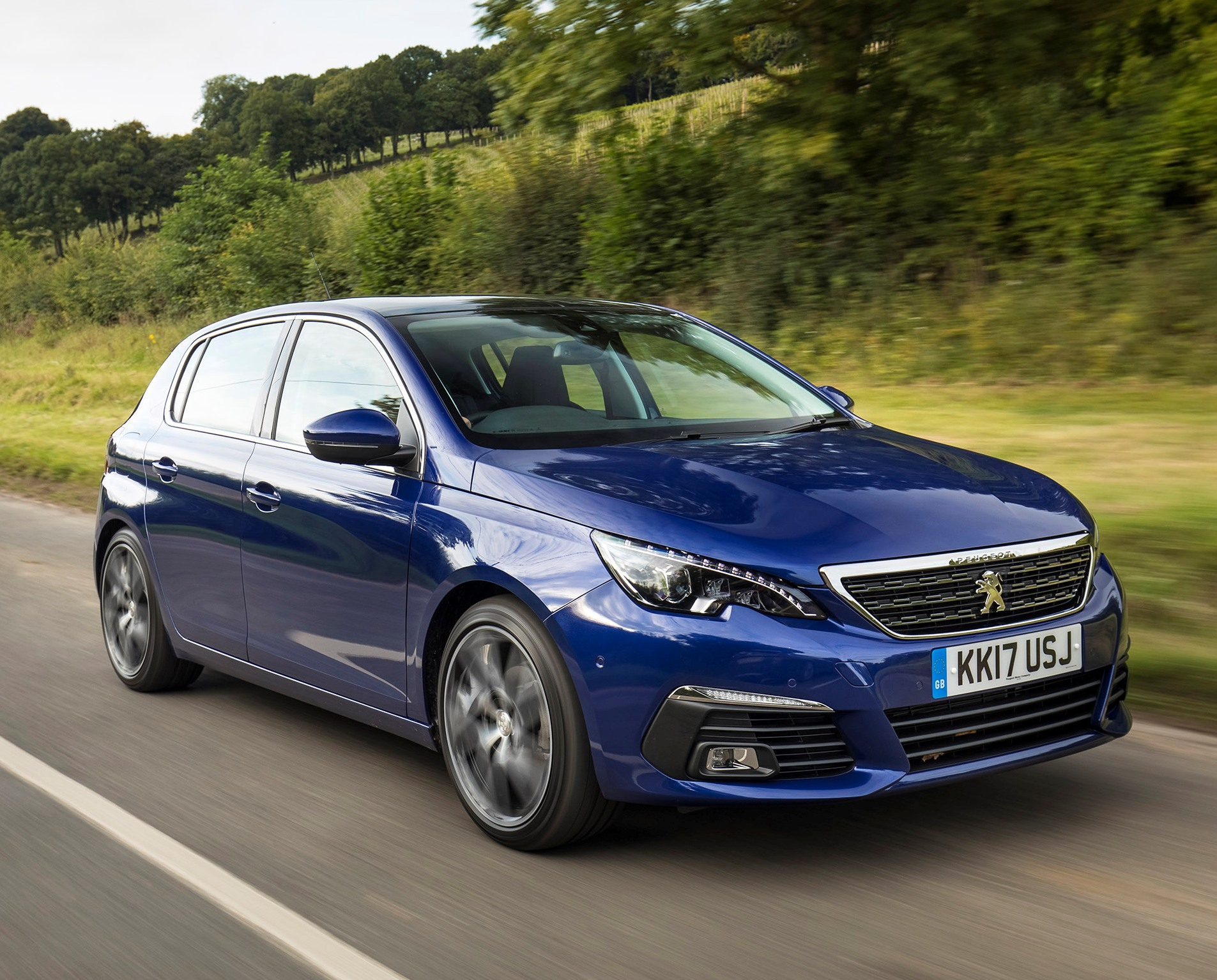 peugeot 308 gt line blue hdi 130 road test wheels alive