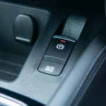 Full stop… Goodbye to the traditional handbrake lever?