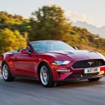 Big, Bold, Brash and Over Here – Ford Mustang V8 Convertible Road Test