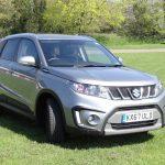 Suzuki Vitara – First Impressions
